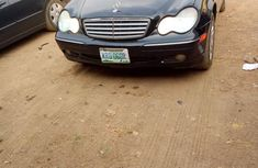 Mercedes-Benz C240 2004 Black for sale