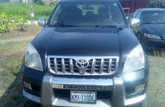 Toyota Land Cruiser Prado 2007 Black for sale