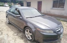 Acura TL 2006 Automatic Gray for sale