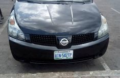 Nissan Quest 2005 3.5 Black for sale