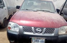 Nissan Frontier Crew Cab LE 2006 Red for sale