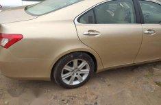 Lexus ES 350 2008 Gold