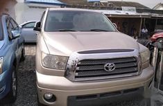 Toyota Tundra 2008 Brown for sale