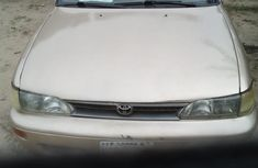 Toyota Corolla Automatic 1996 Gold for sale