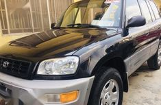 Toyota RAV4 Automatic 2000 Black for sale