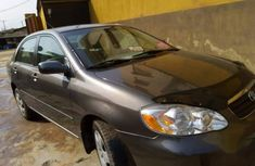 Toyota Corolla 2006 1.6 VVT-i Grayfor sale
