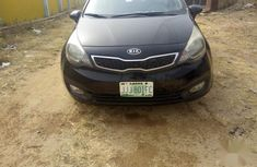 Kia Rio 2013 Black for sale