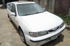Nissan Almera 1996 White for sale