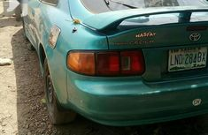 Toyota Celica 1996 2.0 Green color for sale