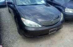 Toyota Camry 2002 Purple  for sale