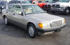 Mercedes-Benz 190E 1997 Silver for sale