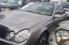 Mercedes-Benz E300 2003 Silver for sale