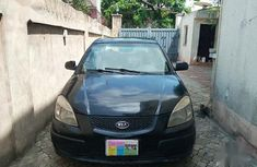 Kia Rio 2006 Black for sale
