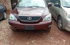 Lexus RX 2007 350 Brown for sale