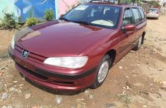 Peugeot 406 2005 Red for sale