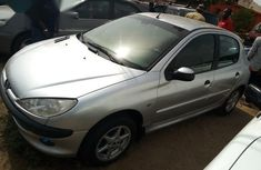 Peugeot 206 2003 Silver