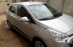 Hyundai i10 2016 Gray for sale