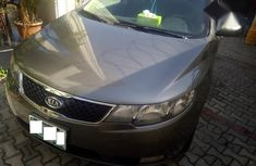 Kia Cerato 2013 Gray for sale