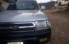 Toyota 4-Runner 1999 Gray for sale