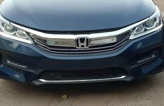 Honda Accord 2016 Blue for sale