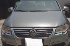 Volkswagen Passat 2005 2.0 Silver color for sale