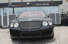 Bentley Continental Mulliner 2006 Black