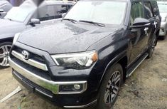 Toyota 4runner 2017 Black for sale