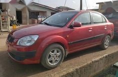 Kia Rio 2006 1.4 Automatic Red for sale