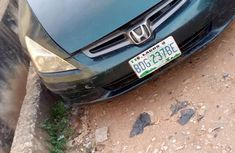 Honda Accord 2003 Automatic Green for sale