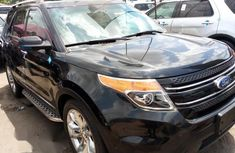Ford Explorer 2012 Black for sale