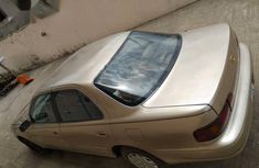 Toyota Camry 1996 Gold