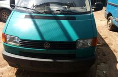 Volkswagen Transporter 2002 Green for sale