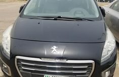 Brand new Peugeot 308 2014 Black color for sale