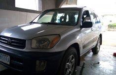 Registered 2003 Toyota Rav4 for sale