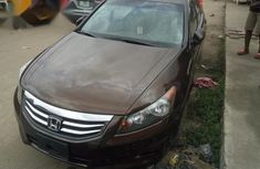 Honda Accord 2012 Brown  for sale