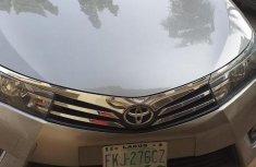 Toyota Corolla 2014 Brown for sale