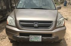 Honda Pilot 2005 EX-L 4x4 (3.5L 6cyl 5A) Gold for sale