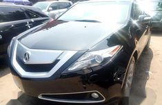 Acura ZDX 2011 Gray automatic for sale