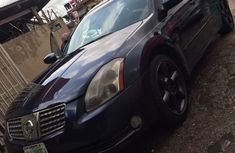 Nissan Maxima 2004 Blue for sale