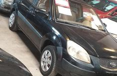 Kia Rio 2008 1.4 Black for sale