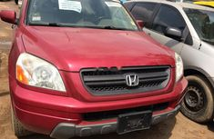 Honda Pilot 2004 Petrol Automatic Beige for sale