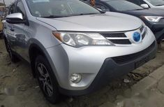 Toyota RAV4 2014 Silverfor sale