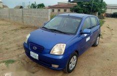Kia Picanto 2005 Blue for sale