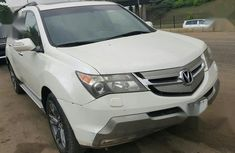 Acura MDX 2008 White for sale