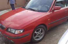Mazda 626 Wagon 2002 Red for sale