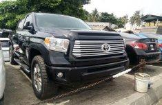 Toyota Tundra 2015 Black for sale