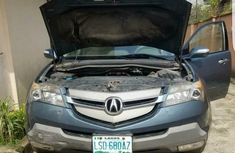 Acura MDX 2008 SUV 4dr AWD (3.7 6cyl 5A) Blue color for sale