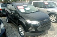 Ford EcoSport 2011 Black for sale