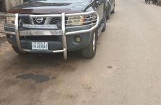 Nissan Xterra 2005 Automatic Black for sale