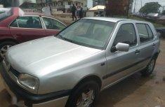 Volkswagen Golf 1996 GL Silver for sale